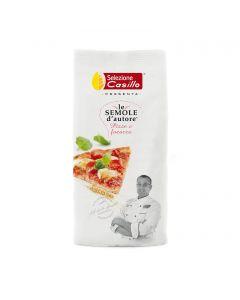 Semola rimacinata di grano duro (Pizza e Focacce) 500 g