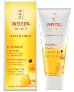 Baby - crema protettiva alla calendula 75 ml BIO  (min. acquisto 6 pezzi)