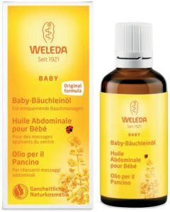 Baby - olio per il pancino 50 ml BIO  (min. acquisto 6 pezzi)