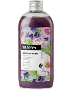 Bagnoschiuma violetta 250 ml BIO  (min. acquisto 10 pezzi)