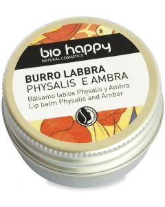 Balsamo labbra physalis e ambra 10 ml BIO  (min. acquisto 10 pezzi)