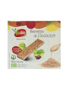 Snack al Sesamo (6 x 20g) 120g BIO