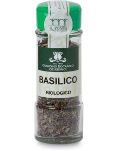 Basilico in foglie 12 g BIO