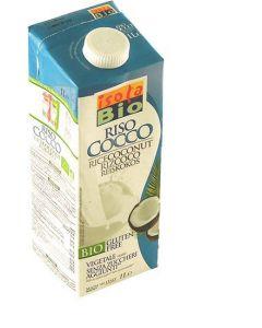Bevanda di Riso e Cocco 1L BIO senza glutine