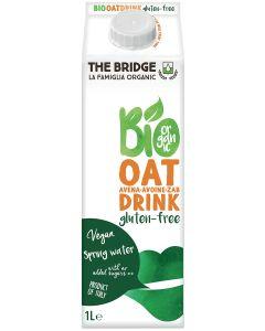 Bevanda di avena senza glutine 1 L BIO senza glutine  (min. acquisto 10 pezzi)