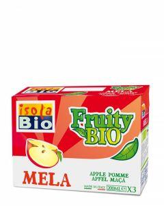 Bevanda Fruity Bio alla mela3 x 200ml BIO (min. acquisto 10 pezzi)