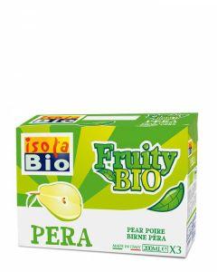 Bevanda Fruity Bio alla pera3 x 200ml BIO (min. acquisto 10 pezzi)