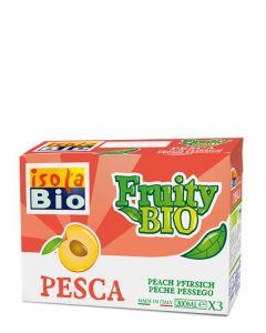 Bevanda Fruity Bio alla pesca3 x 200ml BIO (min. acquisto 10 pezzi)