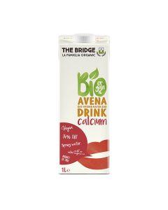 Bevanda vegetale Bio Drink Avena+ calcio 1 L BIO (min. acquisto 10 pezzi)