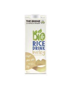 Bevanda vegetale Bio Drink Rice all'orzo tostato 1 L BIO (min. acquisto 10 pezzi)