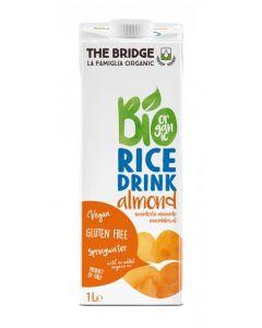 Bevanda vegetale Bio Drink Rice alla mandorla 1 L BIO (min. acquisto 10 pezzi)