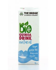 Bevanda vegetale Bio Quinoa e riso Drink 1 L BIO (min. acquisto 10 pezzi)