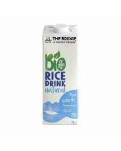 Bevanda vegetale Bio Rice Drink al naturale 1 L BIO (min. acquisto 10 pezzi)