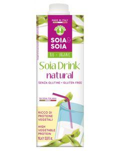 Bevanda di Soia 1L BIO senza glutine