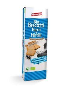 Bio Bisc Farro E Mirtilli 4 Monoporz 200 g