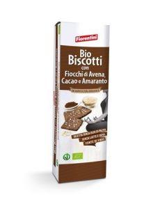 Bio Bisc. Avena, Cacao, Amaranto 150 g