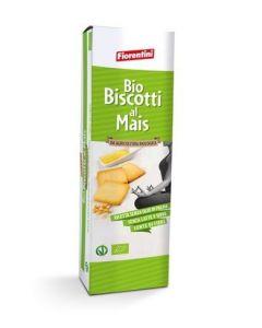 Bio Biscotti Al Mais 4 Monoporzioni 200 g