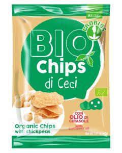 Bio chips snack di ceci 40 g BIO