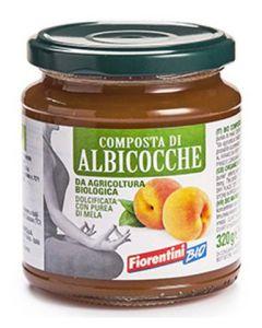 Bio Composta Albicocca 320 g
