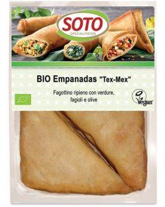 Bio empanadas tex mex 250 g BIO  (min. acquisto 10 pezzi)