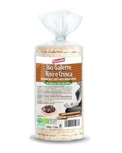 BioGallette Riso E Crusca 100 g