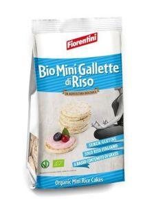 Gallette Riso mini sachettone 200g BIO