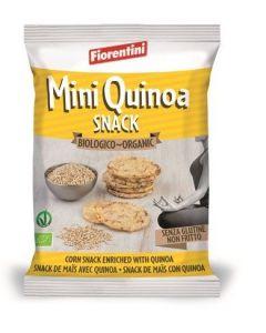 Bio Mini Quinoa Snack Con Semi Quinoa 50 g