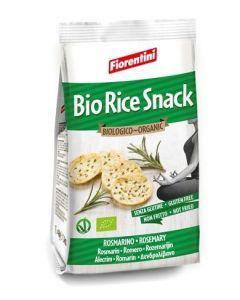 Bio Rice Snack Rosmarino 40 g