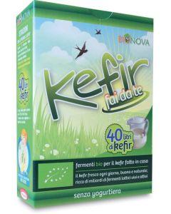 Biostarter per kefir 4x5 g BIO  (min. acquisto 6 pezzi)