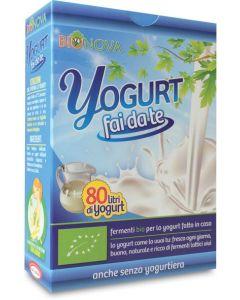 Biostarter per yogurt 4x5 g BIO  (min. acquisto 6 pezzi)
