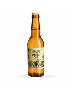 Birra Ale alla quinoa senza glutine 330 ml