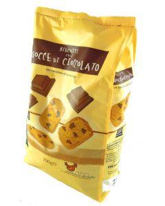 Biscotti con gocce di cioccolato 700g