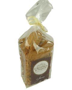 Biscotti di Farro artigianali 300g (min. acquisto 10 pezzi)