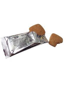 Biscotti proteici al Limone/vaniglia (2 pezzi) 50g (min. acquisto 10 pezzi)