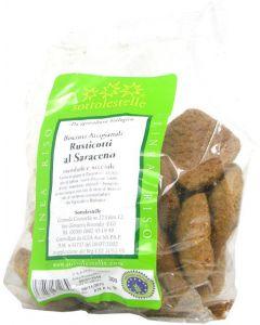 Biscotti Rusticotti Saraceni 250g BIO