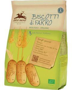Biscotti al farro dal 6° mese 250 g BIO
