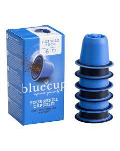 Cialde ricaricabili per Bluecup (6 pezzi)