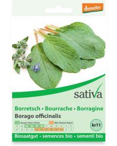 Borragine - borrago officinalis 2.5 g BIO