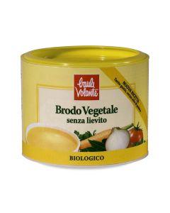 Brodo vegetale in polvere senza lievito 210 g BIO