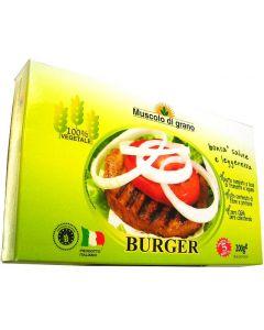 Vegan Vurger Muscolo di Grano (100g x 2) 200g BIO