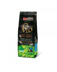 Caffè 100% arabica in grani Molinari 500 g BIO