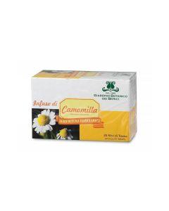 Camomilla infuso in filtri 16 g - 20 filtri BIO