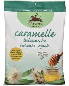 Caramelle dure balsamiche con miele di eucalipto e propoli 100 g BIO