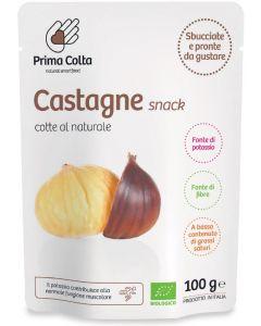 Castagne snack 100 g BIO