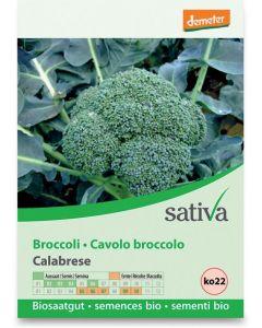 Cavolo broccolo calabrese 1.25 g BIO