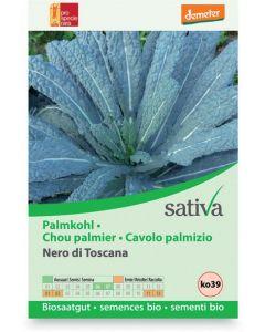 Cavolo palmizio - nero di toscana 1.25 g BIO