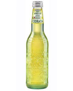 Cedrata bio in bottiglia 330 ml (min. acquisto 10 pezzi)