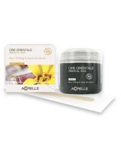 Cera orientale per la depilazione ylang-ylang e zucchero di canna 300 ml (min. acquisto 6 pezzi)