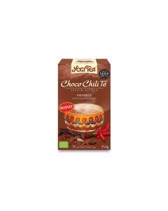 Choco Chili Tè di spezie atzteche 37,4 g - 17 filtri BIO (min. acquisto 10 pezzi)