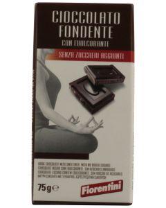Cioccolato Fondente 100g Senza Zucchero
